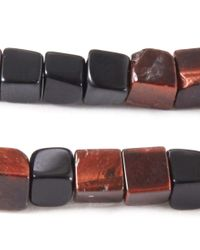 George Frost | Brown Valor Morse Double Bracelet for Men | Lyst