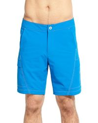 Tommy Bahama | Blue 'barbados Shore' Hybrid Shorts for Men | Lyst