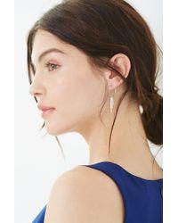 Urban Outfitters | Metallic Ren Spike Hoop Earring | Lyst