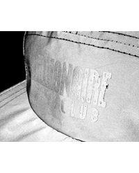 BBCICECREAM Gray Reflective 5-panel Cap - Silver for men