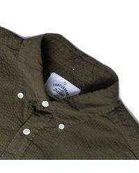 Portuguese Flannel Green Atlantico Short Sleeve Shirt for men