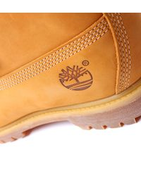 Timberland - Brown Icon Wheat 6-inch Premium Waterproof Boots for Men - Lyst