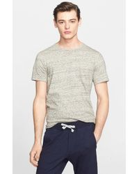 Wings + Horns - Natural 'Splash' Cotton Jersey T-Shirt for Men - Lyst