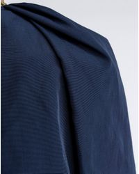 Lanvin | Blue Jacket | Lyst