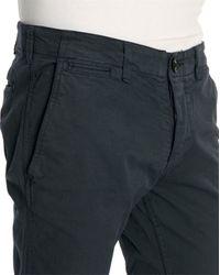 Paul Smith | Blue Mini Stripe Pant for Men | Lyst