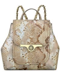 Anne Klein - Multicolor Lady Lock Small Backpack - Lyst