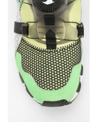 PUMA - Green X Girls Of Blaze Tire Disc Running Sneaker - Lyst