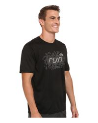 The North Face - Black Mountain Athletics™ Graphic Reaxion Amp Crew Shirt for Men - Lyst