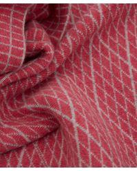 Cora Studio - Pink Solar Cashmere Scarf - Lyst