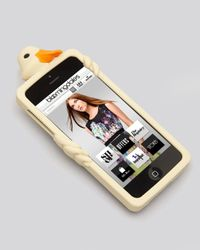 Moschino Natural Iphone 55s Case Luisa Goose
