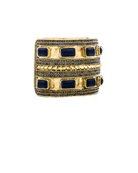 House of Harlow 1960 | Metallic Ananta Statement Cuff | Lyst