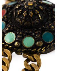 Jean Paul Gaultier - Metallic Thimbles Pendant Necklace - Lyst