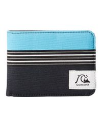 Quiksilver Blue Anglet Wallet for men