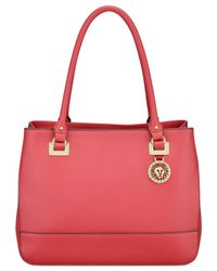 Anne Klein - Pink New Recruits Large Satchel - Lyst