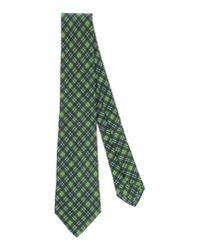 Kiton - Green Tie for Men - Lyst