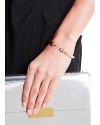 Vita Fede   Pink Mini Titan Asteria Rose Gold-plated Bracelet   Lyst