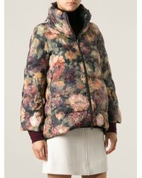 Herno - Pink Padded Jacket - Lyst