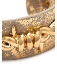 Vivienne Westwood - Metallic 'adissa' Cuff - Lyst