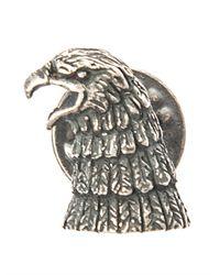 Saint Laurent | Metallic Eagle Pin | Lyst