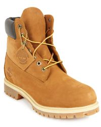"Timberland Brown 6"" Premium Waterproof Boots for men"