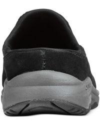 Easy Spirit Black Travelwool Sneakers