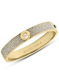 Michael Kors Metallic Mkj3998710 Ladies Bangle