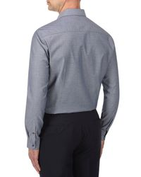 Skopes - Gray Contemporary Collection Formal Shirt for Men - Lyst