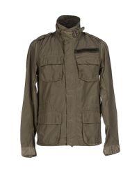 Sundek - Green Jacket for Men - Lyst