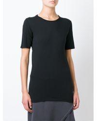 Silent - Damir Doma   Black 'theros' T-shirt   Lyst