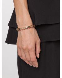 Eddie Borgo | Pink Embellished Beads Bracelet | Lyst