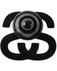 Stussy | Black Ss Link Ho14 Pin | Lyst