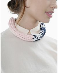 Wool And The Gang | Blue Ameena Necklace | Lyst