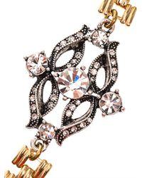 Lulu Frost Metallic Rococo Chain Bracelet