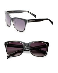 Vince Camuto | Black 50mm, Square Sunglasses | Lyst