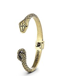 Jenny Bird | Metallic Kundali Prince Serpent Bangle | Lyst
