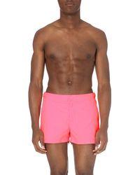 Orlebar Brown - Pink Springer Swim Shorts for Men - Lyst