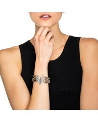 Lulu Frost | Metallic Symmetry Bracelet | Lyst