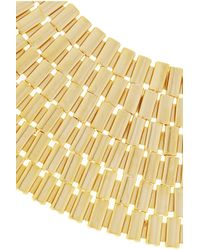 Rosantica - Metallic Cleopatra Golddipped Necklace - Lyst