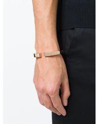 Vita Fede - Metallic 'octagon' Bracelet - Lyst