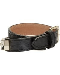 Proenza Schouler - Black Ps11 Wrap Bracelet for Men - Lyst