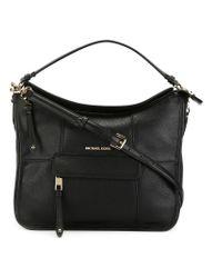 MICHAEL Michael Kors Black 'jessie' Shoulder Bag
