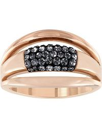 Swarovski | Metallic Cypress Ring | Lyst