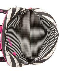Betsey Johnson Black Luv Betsey Bubble Backpack