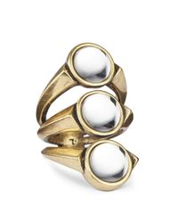 Jenny Bird | Metallic Orion Ring - Size 6 | Lyst