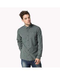 Tommy Hilfiger   Multicolor Cotton Poplin Shirt for Men   Lyst