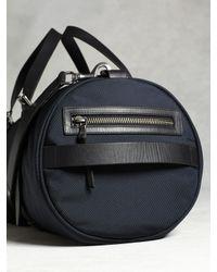 John Varvatos - Blue Fulton Gym Bag for Men - Lyst