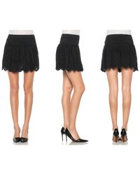 Joe's Jeans Black Ibiza Skirt