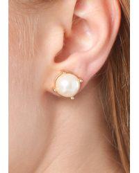 Bebe - Metallic Glam Mix Earring Set - Lyst