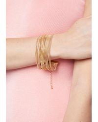 Bebe - Multicolor Multi-strand Bracelet - Lyst