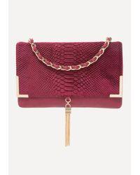 Bebe - Multicolor Kyla Crossbody Bag - Lyst